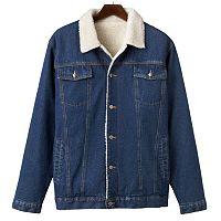 Men's North 40 Lined Denim Jacket's