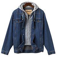 Men's Domini Hooded Denim Jackets