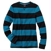 Tony Hawk Basic Striped Thermal Tee
