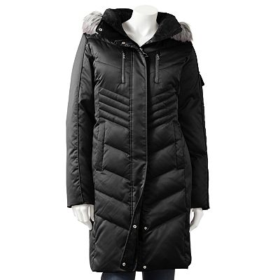 ZeroXposur Stella Hooded Down Puffer Jacket