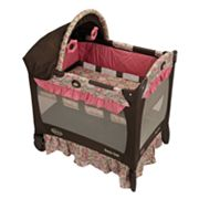 Graco Travel Lite Crib - Jacqueline