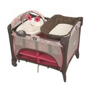 Graco Pack 'n Play Play Yard with Newborn Napper Station - Jacqueline
