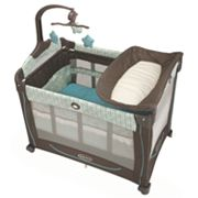 Graco Pack 'n Play Element Play Yard - Oasis
