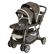 Graco Ready2Grow LX Stand and Ride Stroller - Oasis