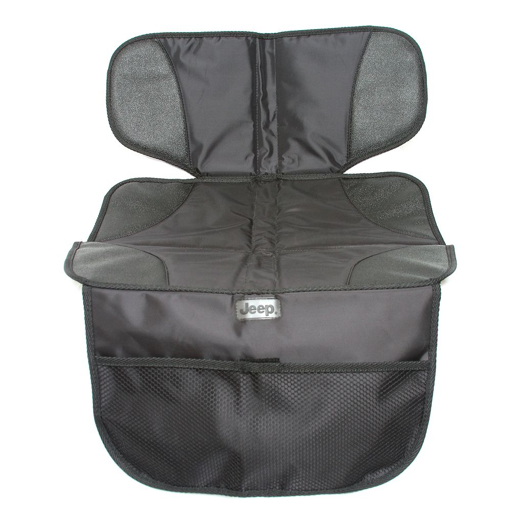 J is for Jeep Car Seat Undermat