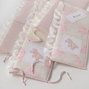 Cotton Tale Heaven Sent Crib Bumper