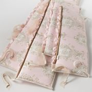 Cotton Tale Lollipops and Roses Crib Bumper