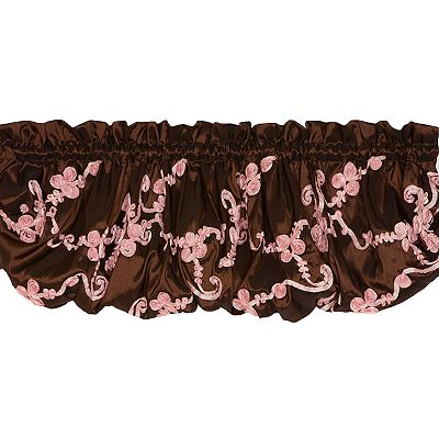 Cotton Tale Cupcake Window Valance