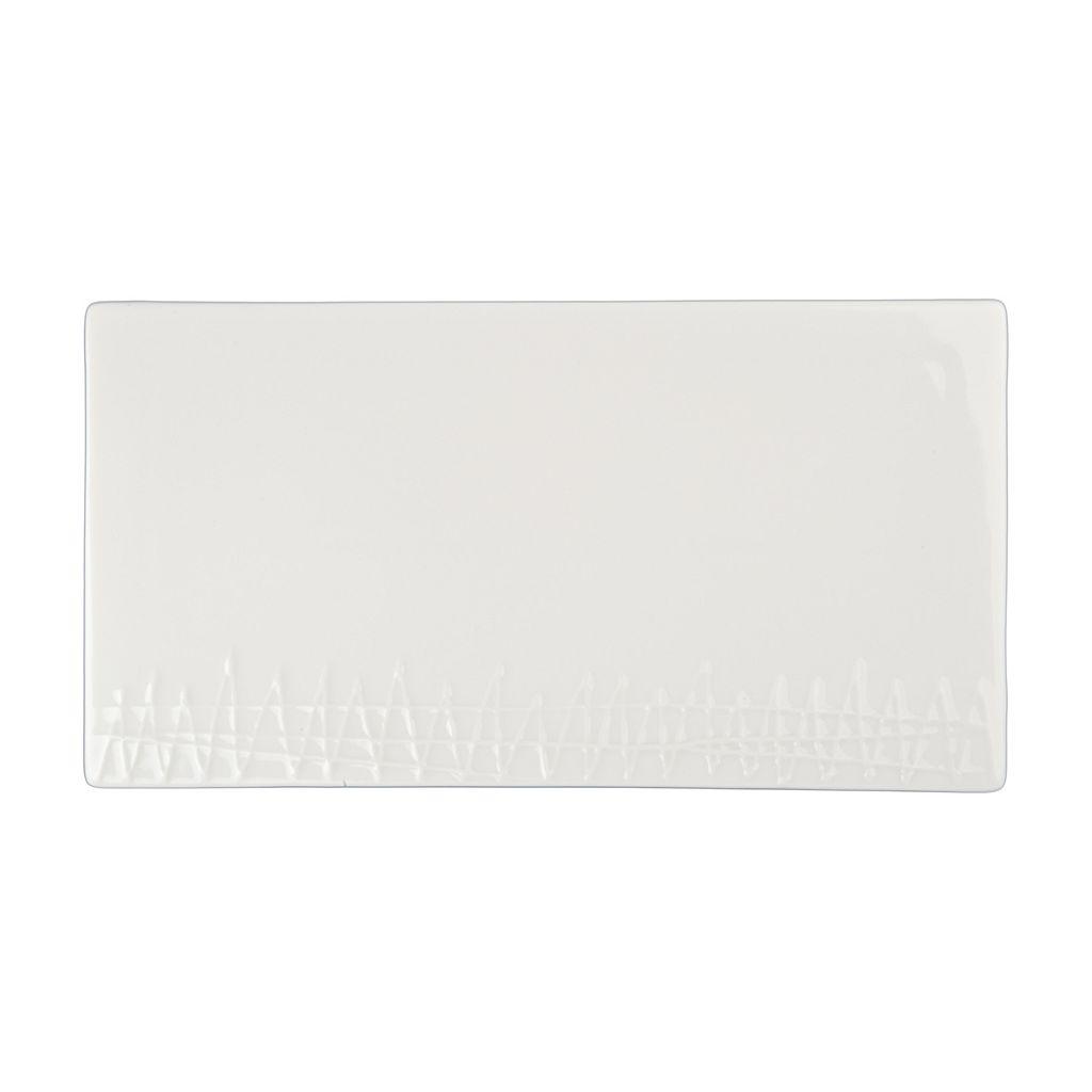 BIA Cordon Bleu Icing 11 1/2-in. Rectangular Platter
