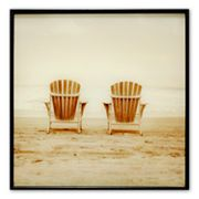 Adirondack Chairs Wall Decor