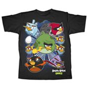 Angry Birds Space Warp Speed Tee - Boys 8-20