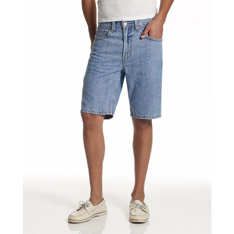 Levi's 505 Regular Denim Shorts - Men