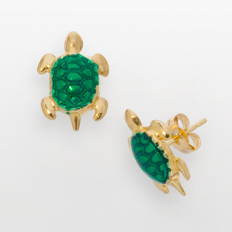 Pierced Vibrant Earrings Kohl S