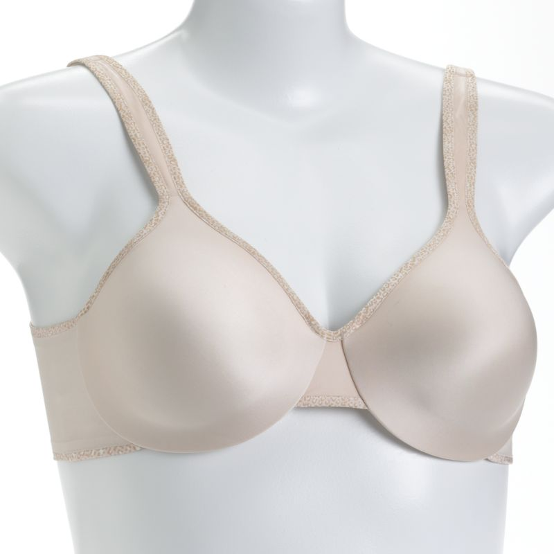 Olga Bra Suddenly Smooth Full-Coverage Full-Figure Underwire - 35281