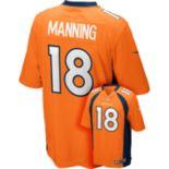 Men's Nike Denver Broncos Peyton Manning NFL Jersey