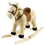 Happy Trails Rocking Lil' Henry the Horse