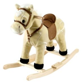 Happy Trails Plush Rocking Lil Henry the Horse