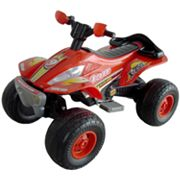 Lil' Rider X-750 Exceed Speed ATV Ride-On