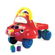 Fisher-Price Laugh and Learn Stride-to-Ride Learning Car