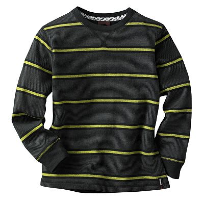 Tony Hawk Mini-Striped Triple Knit Tee - Boys 4-7x