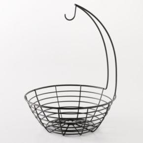 Food Network? Banana Hanger with Fruit Basket
