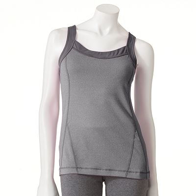 Tek Gear Performance Yoga Racerback Tank