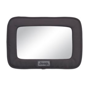 J is for Jeep Back Seat Baby-View Mirror