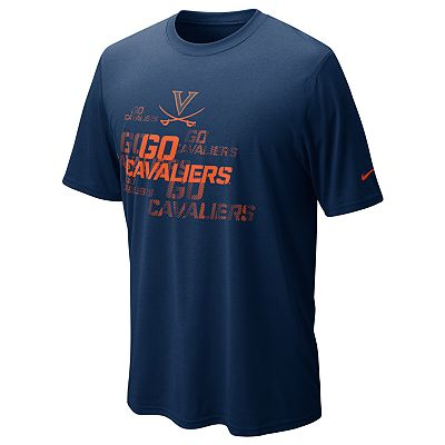 Nike Virginia Cavaliers Dri-FIT Official Practice Tee