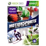Motion Sports: Play for Real for Xbox 360