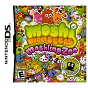 Moshi Monsters Moshling Zoo for Nintendo DS