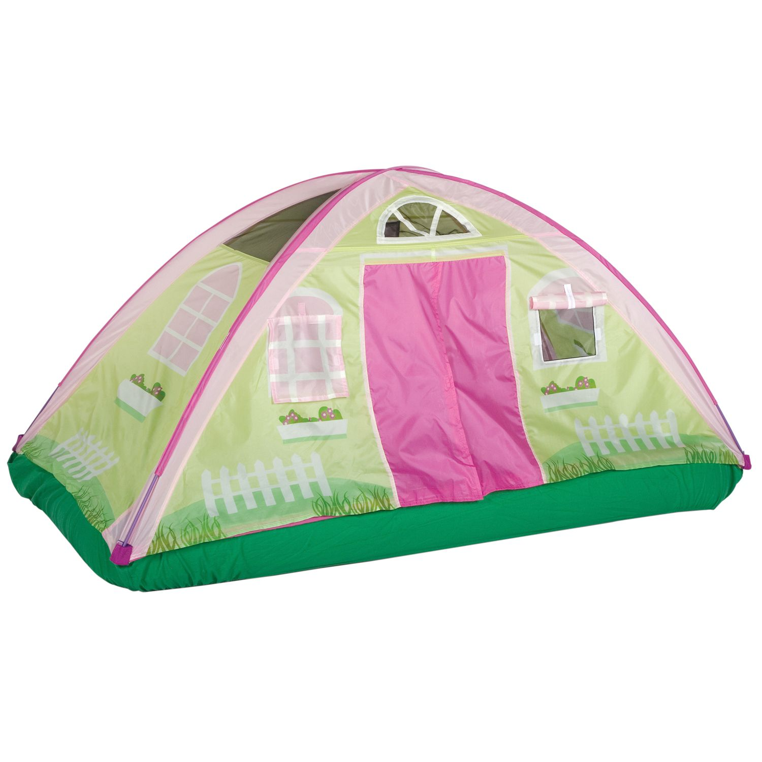 pacific play tents cottage bed tent rh kohls com cottage bed tent twin pacific play tents cottage bed tent