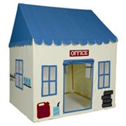 Pacific Play Tents My First Garage Playhouse Tent