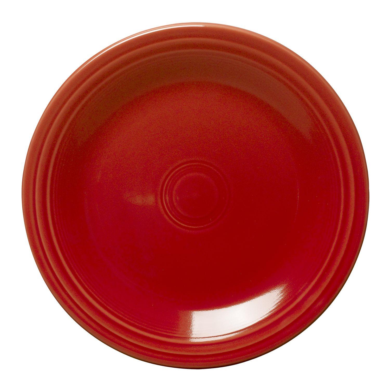 Fiesta Dinner Plate  sc 1 st  Kohl\u0027s & Red Dinnerware \u0026 Serveware Kitchen \u0026 Dining | Kohl\u0027s