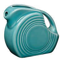 Fiesta Mini Disk Pitcher