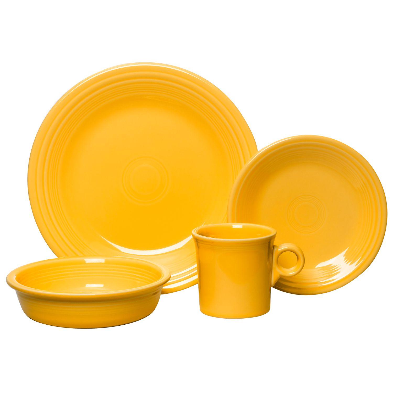 sc 1 st  Kohlu0027s & Fiesta 16-pc. Dinnerware Set