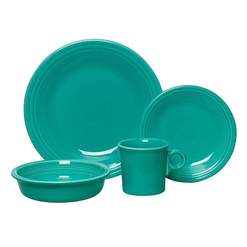 Fiesta 16-pc. Dinnerware Set, Blue