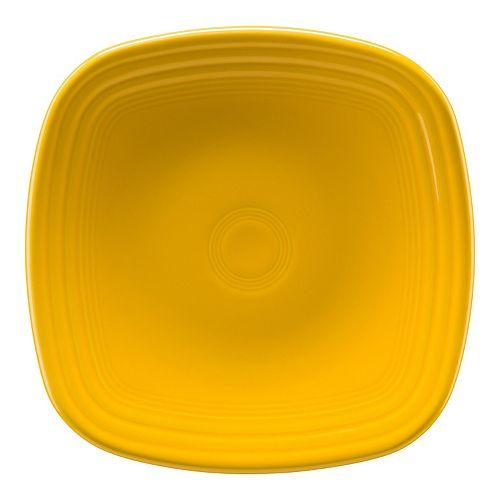 Fiesta Square Luncheon Plate