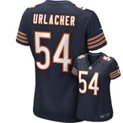 Nike Chicago Bears Brian Urlacher NFL Jersey - Women