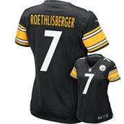 Nike Pittsburgh Steelers Ben Roethlisberger NFL Jersey - Women