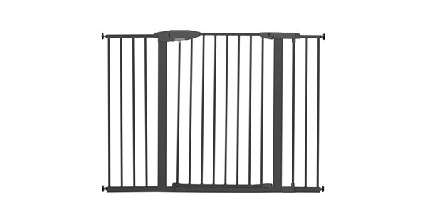 Munchkin Easy Close Extra Tall And Wide Metal Gate Set