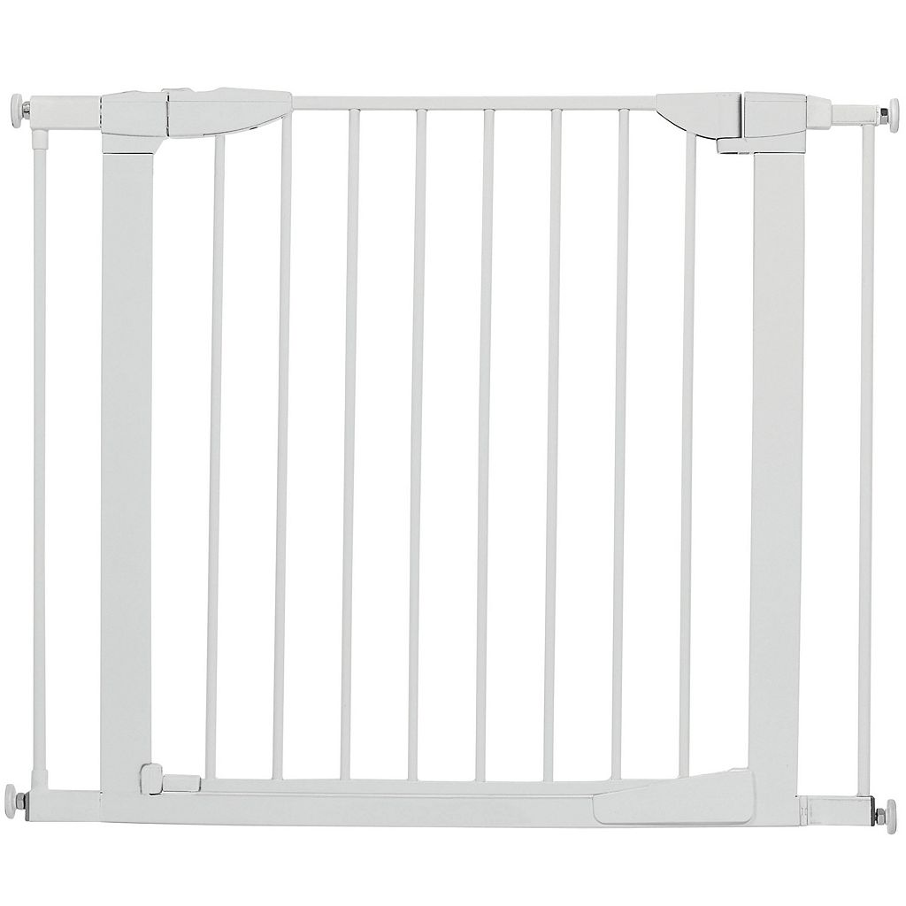 Munchkin Auto-Close Metal Gate Set
