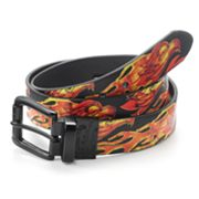 Tony Hawk Flame Reversible Belt - Boys 8-20