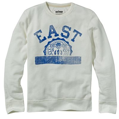 Urban Pipeline Crewneck Fleece Sweatshirt