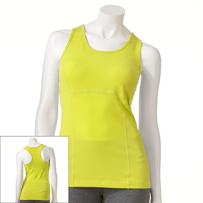 Tek Gear Shape Racerback Performance Tank