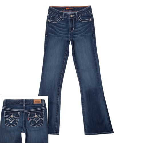 Levi's Taylor Bootcut Jeans - Girls 4-6x