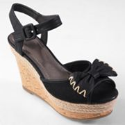 Journee Collection Pippa Platform Wedges - Women