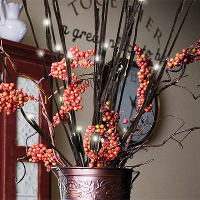 3-pk. LED Branch Lights