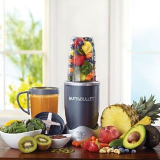 NutriBullet 8-pc. 600-Watt Superfood Nutrition Extractor & Blender Set