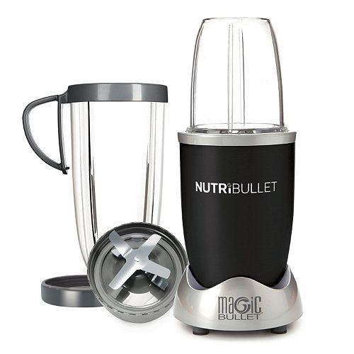 NutriBullet 8-pc. 600-Watt Superfood Nutrition Extractor & Blender Set
