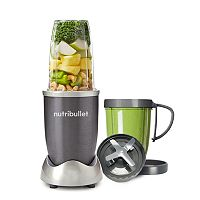 NutriBullet 8 pc 600 wattSuperfood Nutrition Extractor & Blender Set